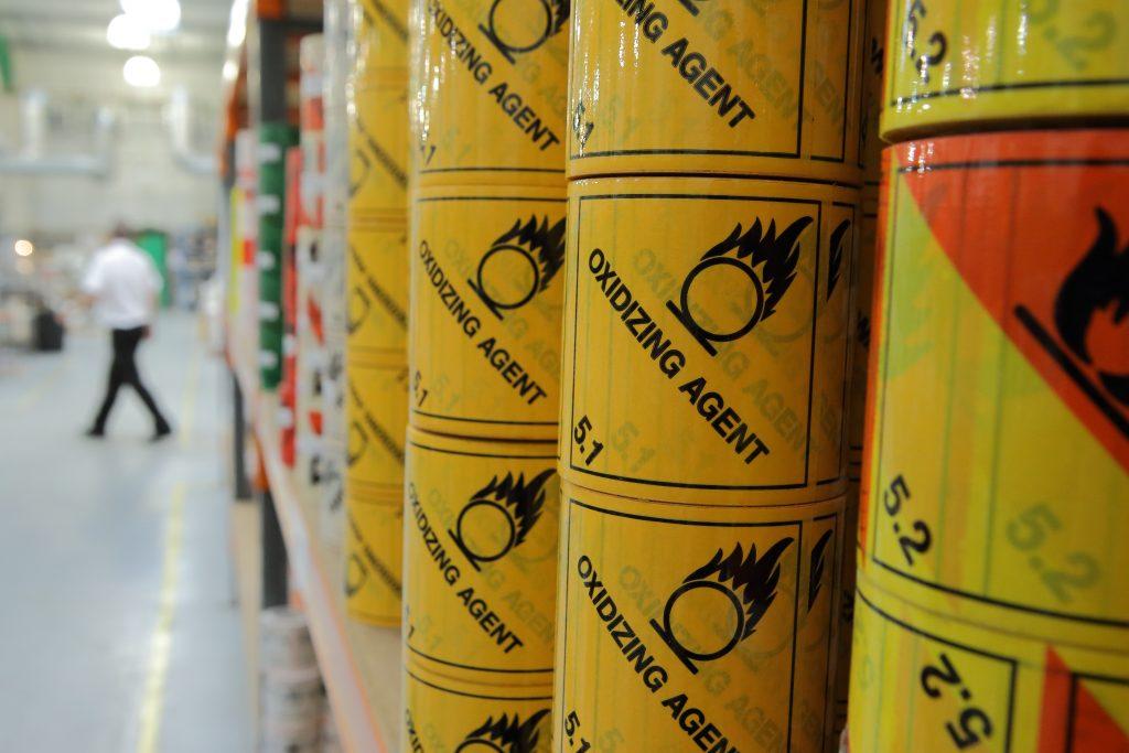 stock-xpress hazard warning labels