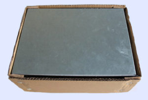 magnetic block in box for transport by air iata