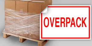 overpack labels