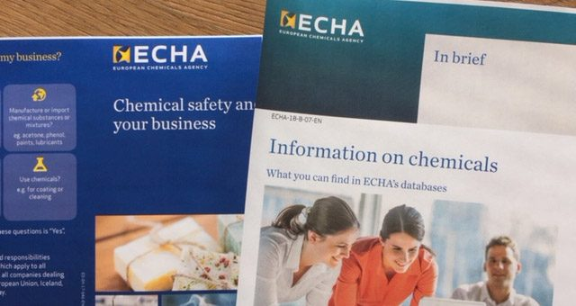 echa leaflet update
