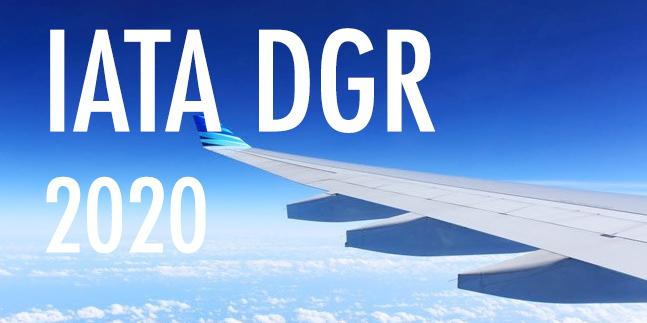 IATA DGR