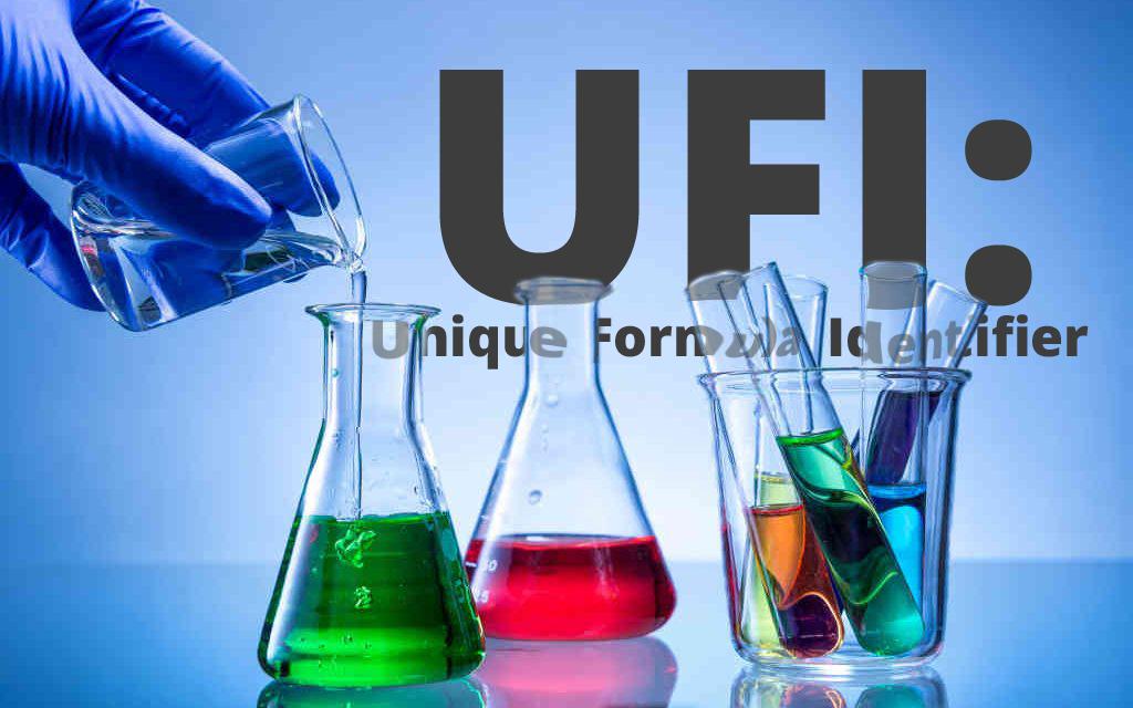 UFR Unique formula identifier and labels