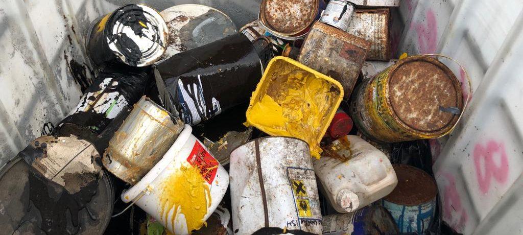 hazardous waste label, hazardous waste labels, hazardous waste labelling